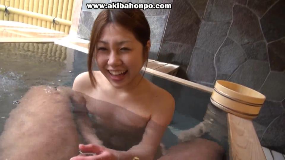ひとみ:憧れのホステスと温泉旅行:【javholic.com】